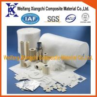 China High temperature insulation mat composite mat E-glass needle mat 2017-0005 Thermal Insulation Blanket Air Filter wholesale