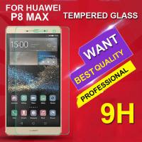 China 0.33mm 9H Hardness Tempered Glass Screen Protector For Huawei Ascend p8 mAX wholesale