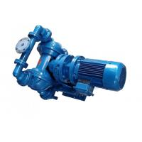 China Aluminum Small  Electric Double Diaphragm PumpAdjustable Lift Needless Draw Water wholesale