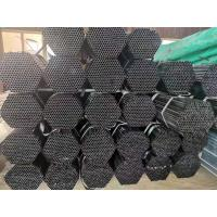 China Hot Rolled Black Carbon Steel Pipe , Oil / Gas Pipeline Industrial Galvanized Pipe wholesale