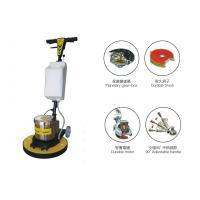 China Hard Brush Portable floor scrubber polisher Commercial floor waxing machine wholesale