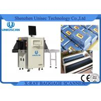High Penetration X Ray Inspection Machine , X Ray Baggage Scanner Machine Manufactures