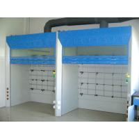 Buy cheap Steel Laboratory Fume Cupboard 19mm Thick Epoxy Resin Board Temperature from wholesalers
