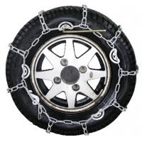 China 11/18 Series Winter Tire Chains Snow Chains Tire Chains For Car / Truck wholesale