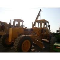 China Used Caterpillar Graders CAT 140H FOR SALE on sale