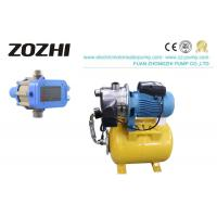 China 1HP Jet Self Priming Automatic Water Pump With Automatic Pressure Controller wholesale