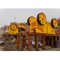 China Stone crusher and jaw crushers for cobblestone mails in equipment yard in russia on sale