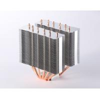 China High efficient Computer CPU Heatsink Copper Pipe Heat Sink with Skiving Fin wholesale