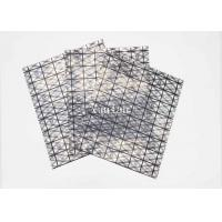 China 6 * 10 Inch Waterproof Conductive Grid Bags Offset Priting Any Color wholesale