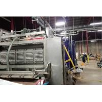 China High Speed Paper Pulp Molding Machine With 2500 - 4000pcs / Hour Capacity wholesale