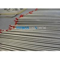China Cold Rolled Stainless Steel Instrument Tubing TP 347 / 347H For Gas Industry wholesale