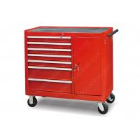 China Large Stainless Steel 42 Inch Tool Cabinet Rear Locking Mechanism Hanging wholesale
