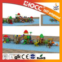 China Fun Water Park Playground Equipment , Commercial Inflatable Water Slides wholesale