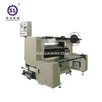 China Calendar Paper Sheet Embossing Machine 60m/min Speed with Electric Heating wholesale