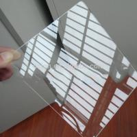 China Clear transparent cast acrylic PMMA sheet wholesale
