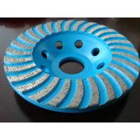 China 4 inch diamond cup grinding wheel for marble/basalt/granite/concrete wholesale