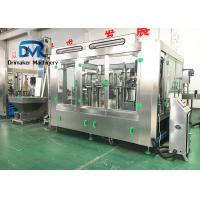 China 15000 BPH Soda Bottling Machine / Sparkling Water Carbonated Drink Filling Machine wholesale