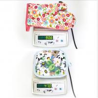 China Soft  Cotton Fabric Custom Oven Mitts , Long Oven Mitts With FDA Approved wholesale