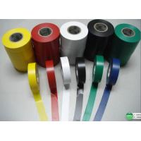China Colorful High Adhesion Flame Retardant Tape For Wire Joint Moisture Resistance wholesale