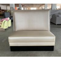 China Nice design good quality hot sales booth seating restaurant bench seating wholesale