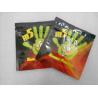 China Water - Proof PET + VMPET + PE Herbal Incense Packaging Bags wholesale
