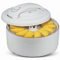China 5-tray Food Dehydrator with Adjustable Thermostat for Drying Different Foods at Proper Temperature wholesale