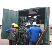 China Vacuum Transformer Oil Dewatering&Degassing System,Insulating Oil Filtration Equipment on sale
