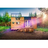 Buy cheap Fire Resistance Modular Tiny House Mini Modular Homes Max 60m/S from wholesalers