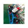 China Horizontal barbed wire fencing machine / Single Twisted Machine 3 kw Motor wholesale