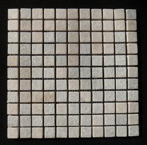 China Quartz floor tiles mosaic natural stone tiles wholesale