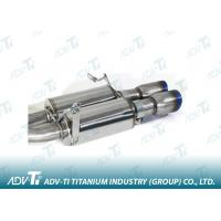 China Dia 76mm Welding Titanium Pipe Auto Accessories Down Pipe ASTM B862 wholesale