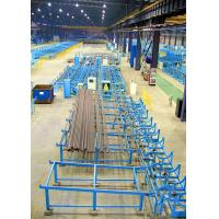 China Automatic Tube Cutting and Edge Preparation Production Line wholesale