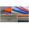 China 2440x1220mm 3mm 4mm polypropylene corrugated plastic sheet , Flute PP Sheet wholesale
