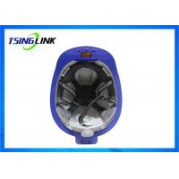 China ABS Electrical Intelligent Helmet System Wireless Video Transmission IP66 Protection on sale