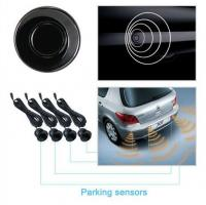 China Wireless rearview mirror parking sensors car 4 sensors parking assist system back up sensor distant and alert wholesale
