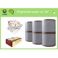 China Roll And Sheets Type Grey Back Duplex Board Fbb Paperboard For Printing Industry on sale