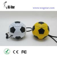 China Portable Football Blutooth speaker wholesale