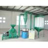 China Eco Friendly Plastic Crusher Machine / Turbo Type Pvc Plastic Machine wholesale