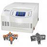 China Safety BT5C Variable Speed Centrifuge / Adjustable Time Benchtop Multi Pipe Centrifuge wholesale