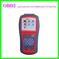 China Original Autel AutoLink AL419 OBDII and CAN Scan Tool wholesale