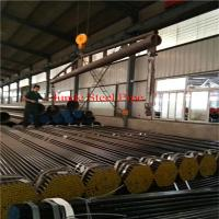 China sch40 / sch80 / schstd / sch160 black painting cold drawn seamless carbon steel pipe wholesale