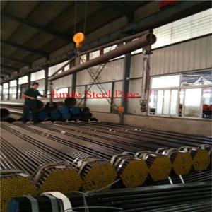 China sch40 / sch80 / schstd / sch160 black painting cold drawnseamlesscarbon steelpipe wholesale