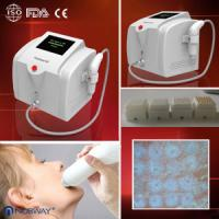 "China 8.4"" Colorized Touch Screen Portable Fractional RF Microneedle Beauty Machine Salon Use wholesale"