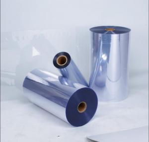 China pvc rigid film thickness : 0.25-0.55 mm on sale