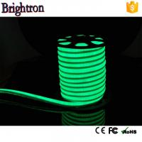 China clear warm white environment-friendly CE approved sparkle cable strip cutable RGB led neon flex rope light wholesale
