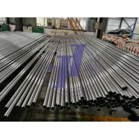 China Cold Rolled / Cold Drawn Precision Steel Tubing ST35 ST45 ST52 Welded Steel Tube wholesale