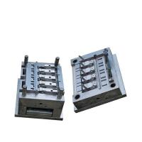 China P20 Mould Steel Injection Molding Parts Cold Runner HASCO Standard High Precision on sale
