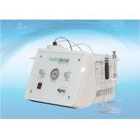 China Skin Spa System Facial Resurfacing Acne Scar Removal Facial Microdermabrasion Machine on sale