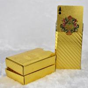China gold foil poker wholesale