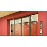 China Digital integrated circuit Automatic Glass Sliding Doors For door units UP to 2x250KG wholesale